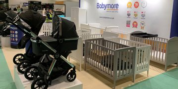 Baby Show 2020 London Excel day 1