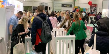 Baby Show 2020 London Excel day 3
