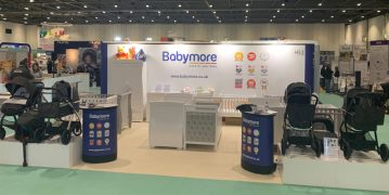 Excel Baby Show Babymore Stand