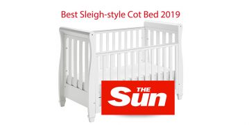 Best Sleigh Style Cot Bed 2019