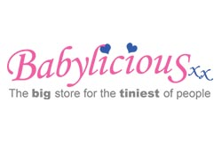 Logo image for online stockist Babylicious