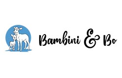Logo image for online stockist Bambini and Bo