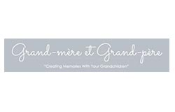 Logo image for online stockist Grand Mere et Grand Pere