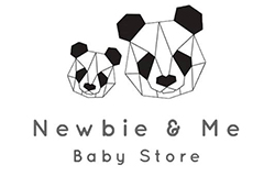 Logo image for online stockist Newbie and Me