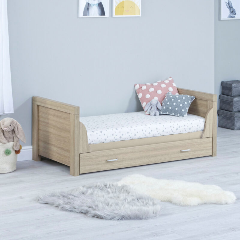 Luno cot convert to bed