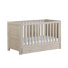 Luno Cot Bed with Drawer Oak