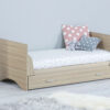 Veni cot bed convert to toddler bed