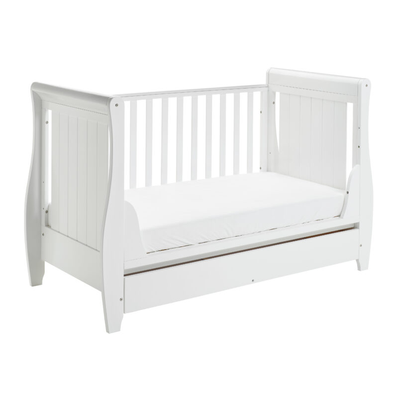 stella sleigh cot bed seater